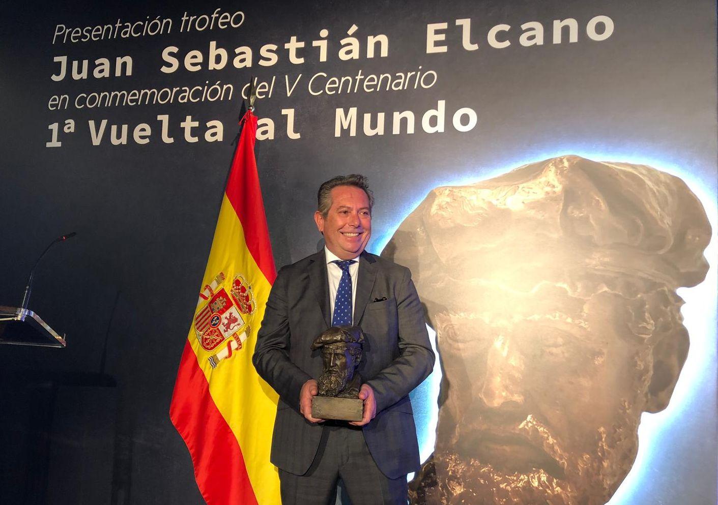 V Centenario 1ª Vuelta Al Mundo A Vela