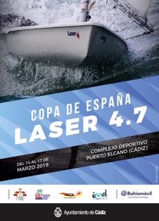 Copa De España De Láser 4.7
