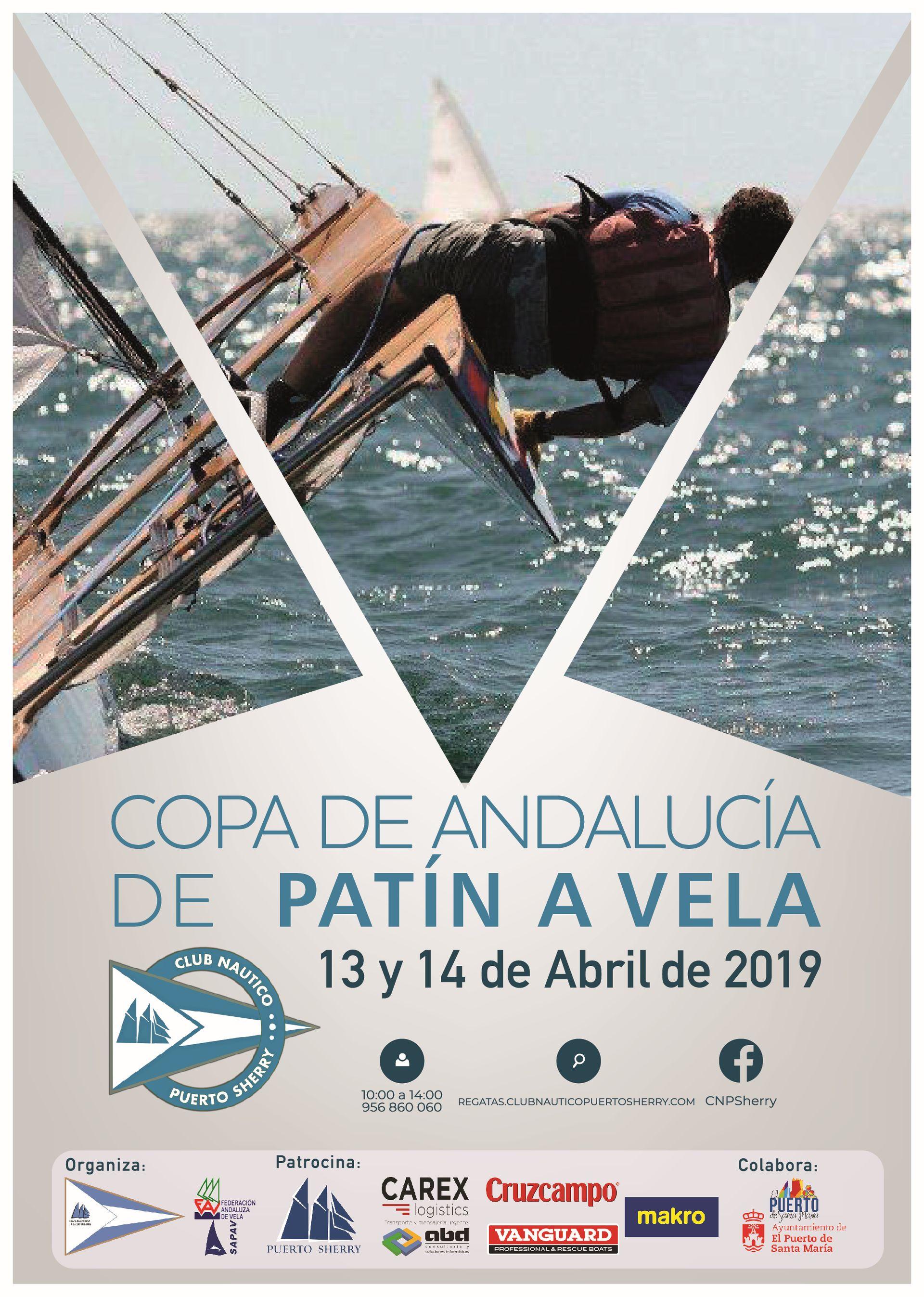 Copa De Andalucía De Patín A Vela