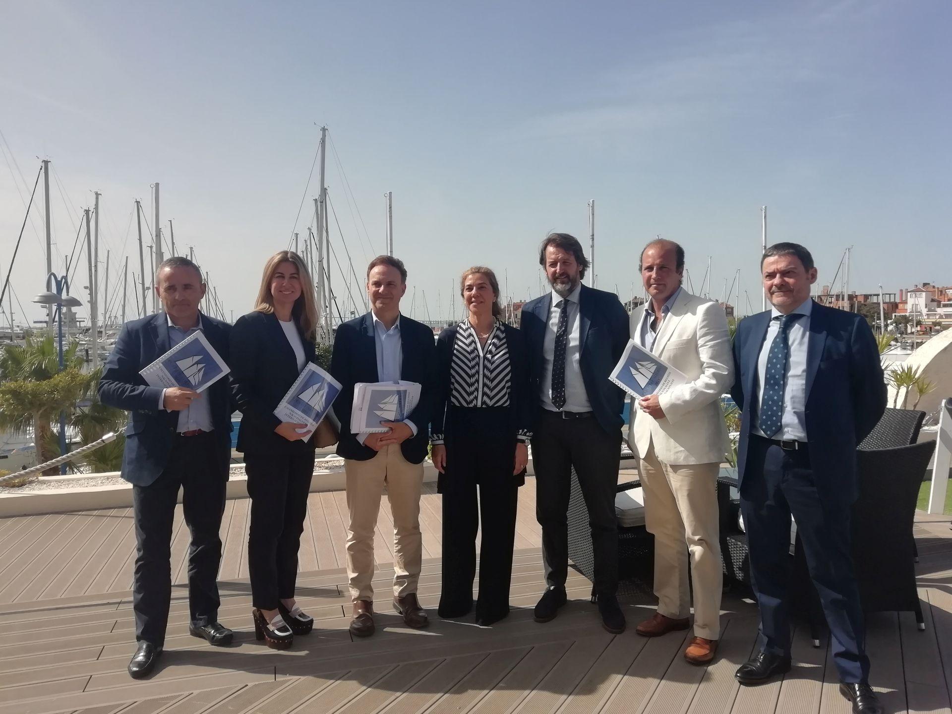 El CN Puerto Sherry Presenta Su Calendario De Regatas