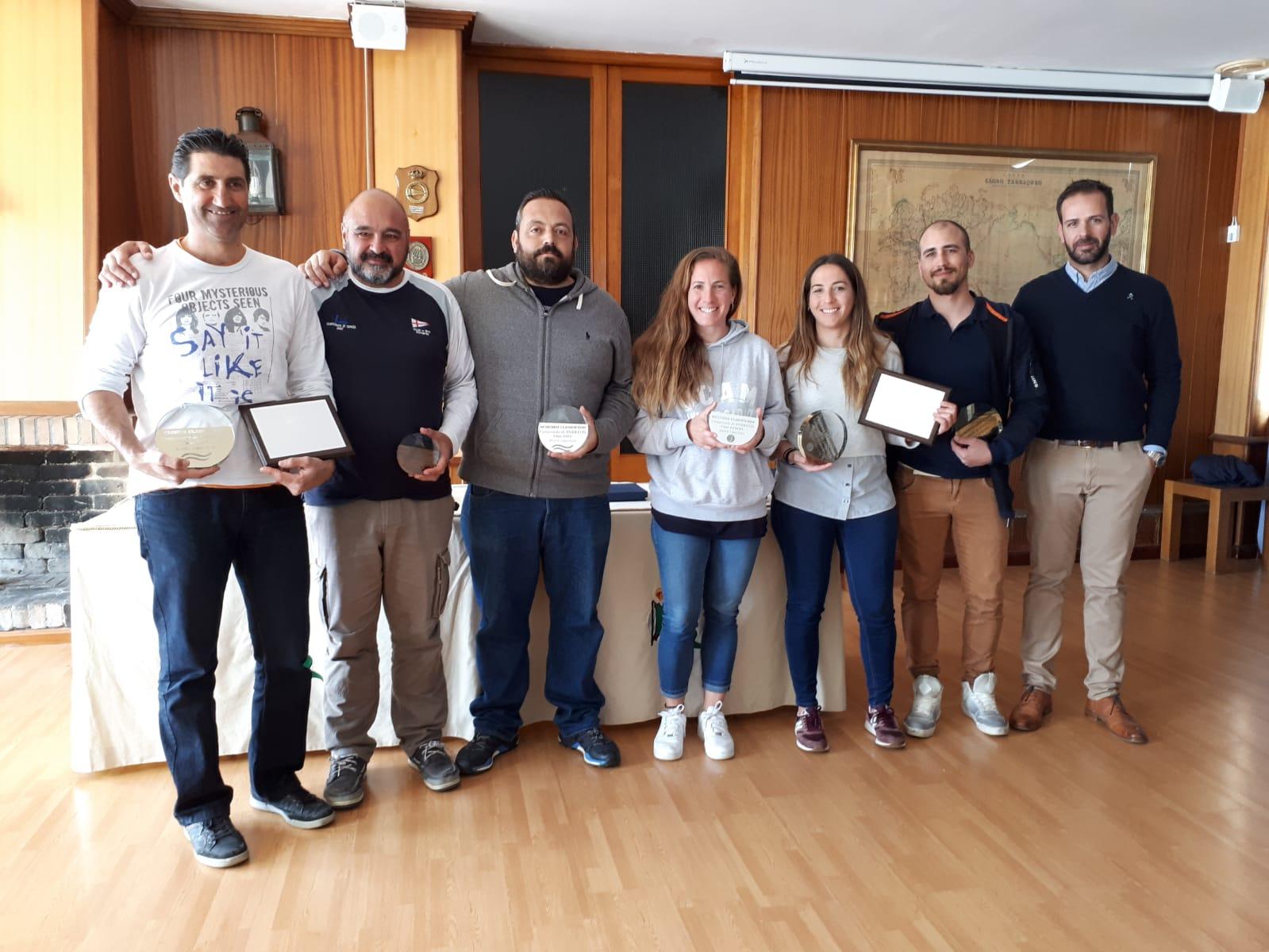 Campeonatos De Andalucía De Finn Y Europa