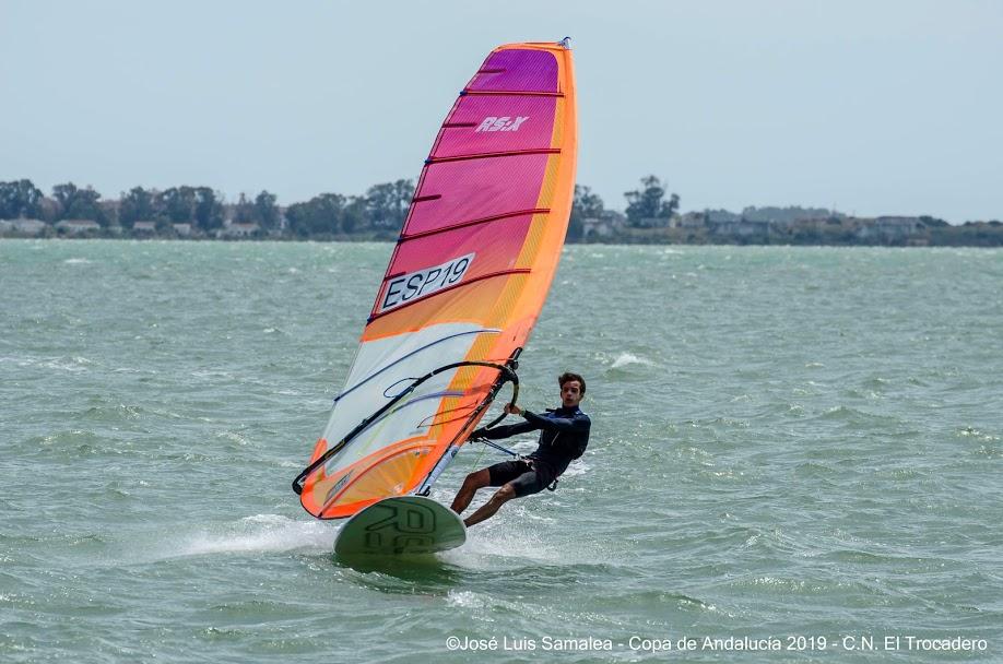 Campeonatos De Andalucía De Windsurf