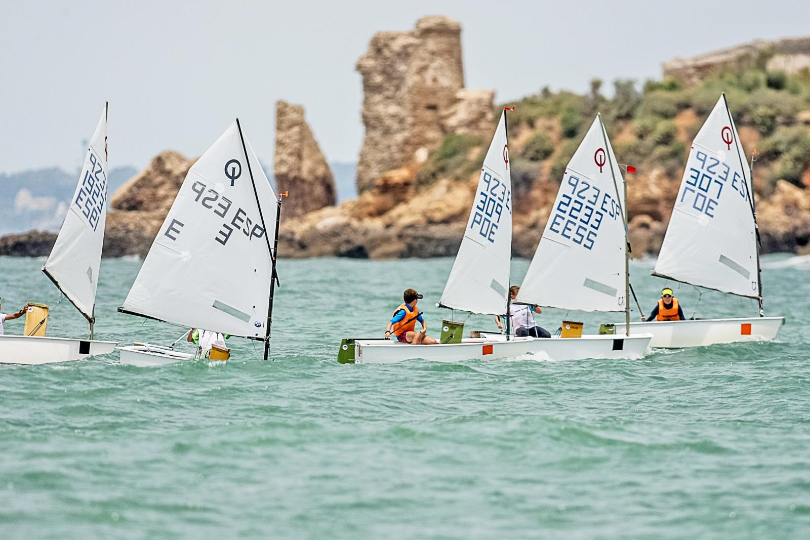 Campeonato De Andalucía De Optimist
