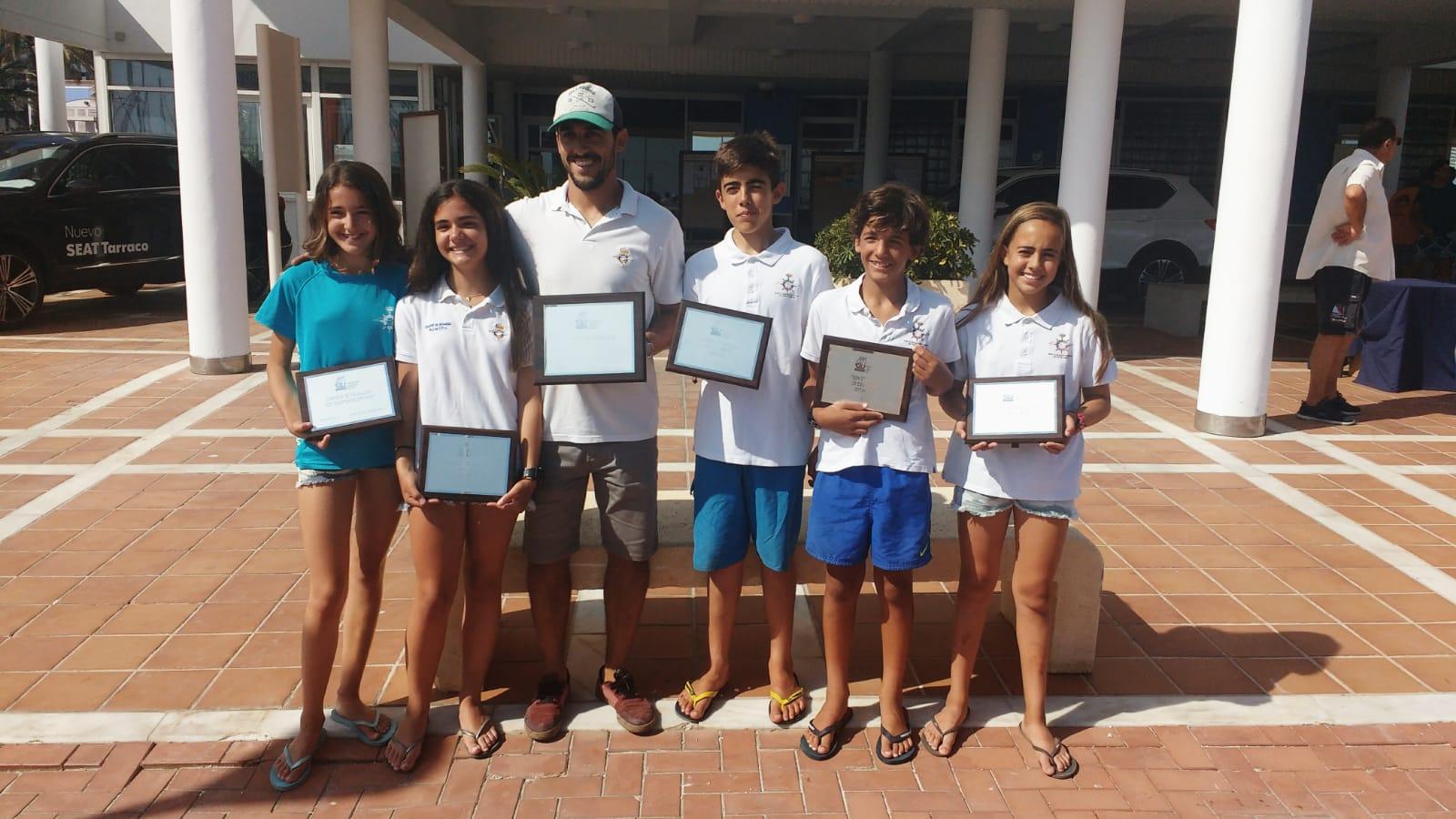 Campeonato De Andalucía Por Equipos De Optimist