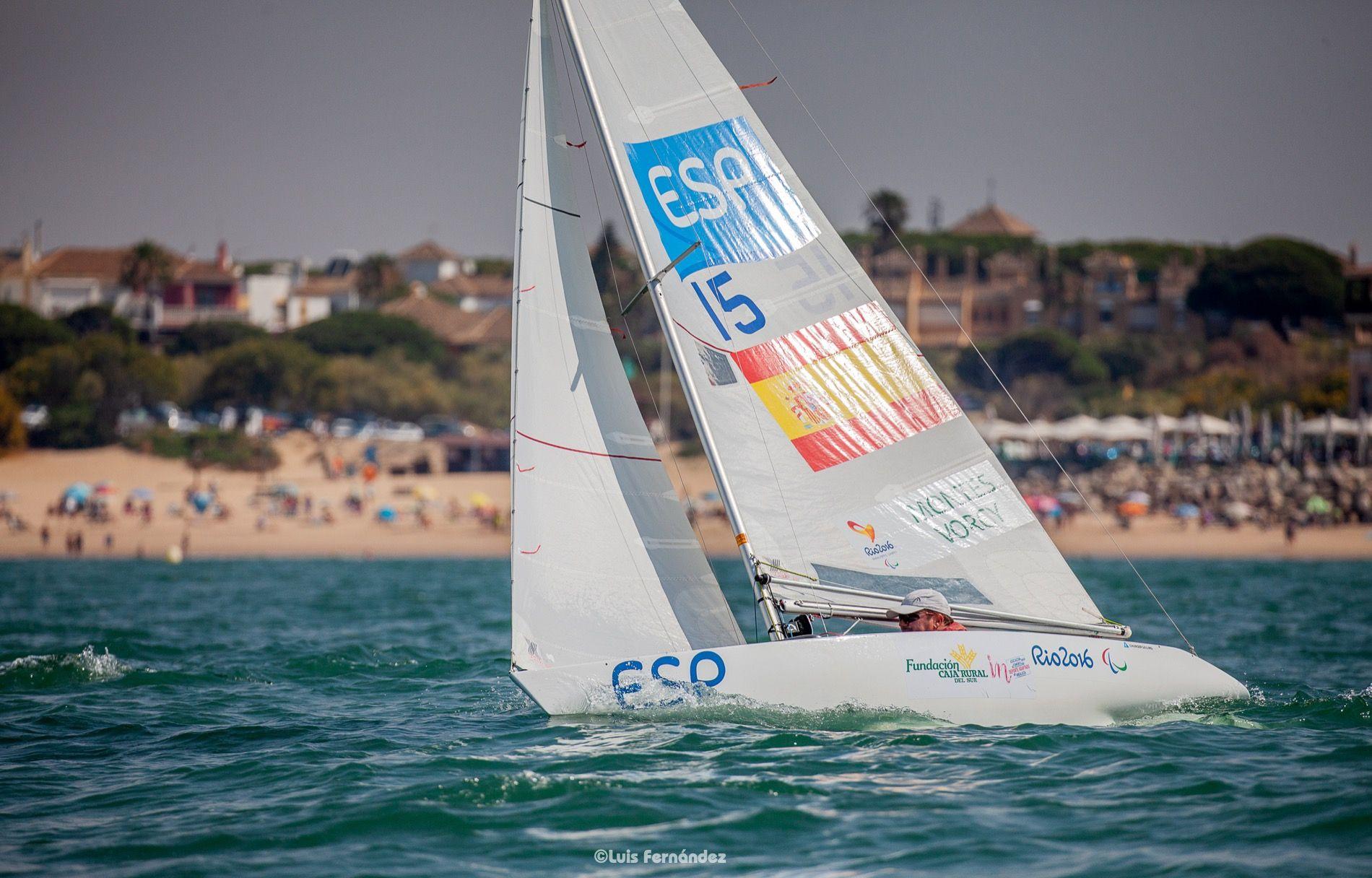 Campeonato De España De Vela Adaptada