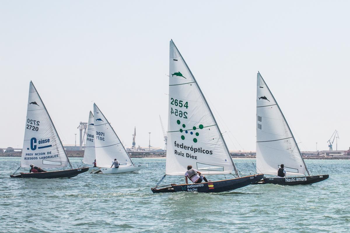 Campeonato De Andalucía De Patín A Vela 2019