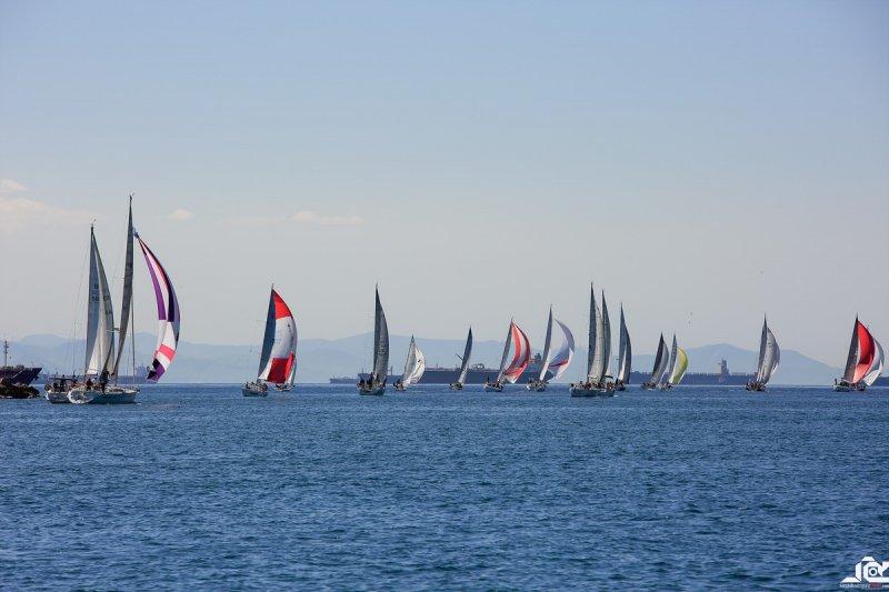 IX Campeonato De Cruceros Interclubes Del Estrecho