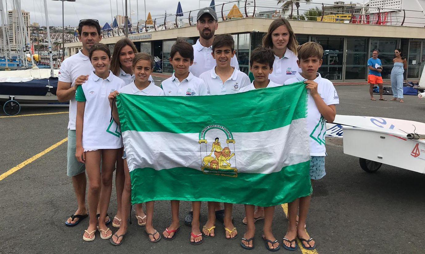 Campeonato De España Por Equipos De Autonomías De Optimist