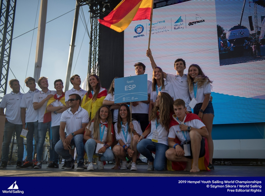 Campeonato Del Mundo De Vela Juvenil