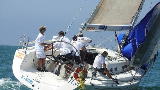 II Regata 500 Aniversario De La I Circunnavegación, Trofeo Golfo De Cádiz.