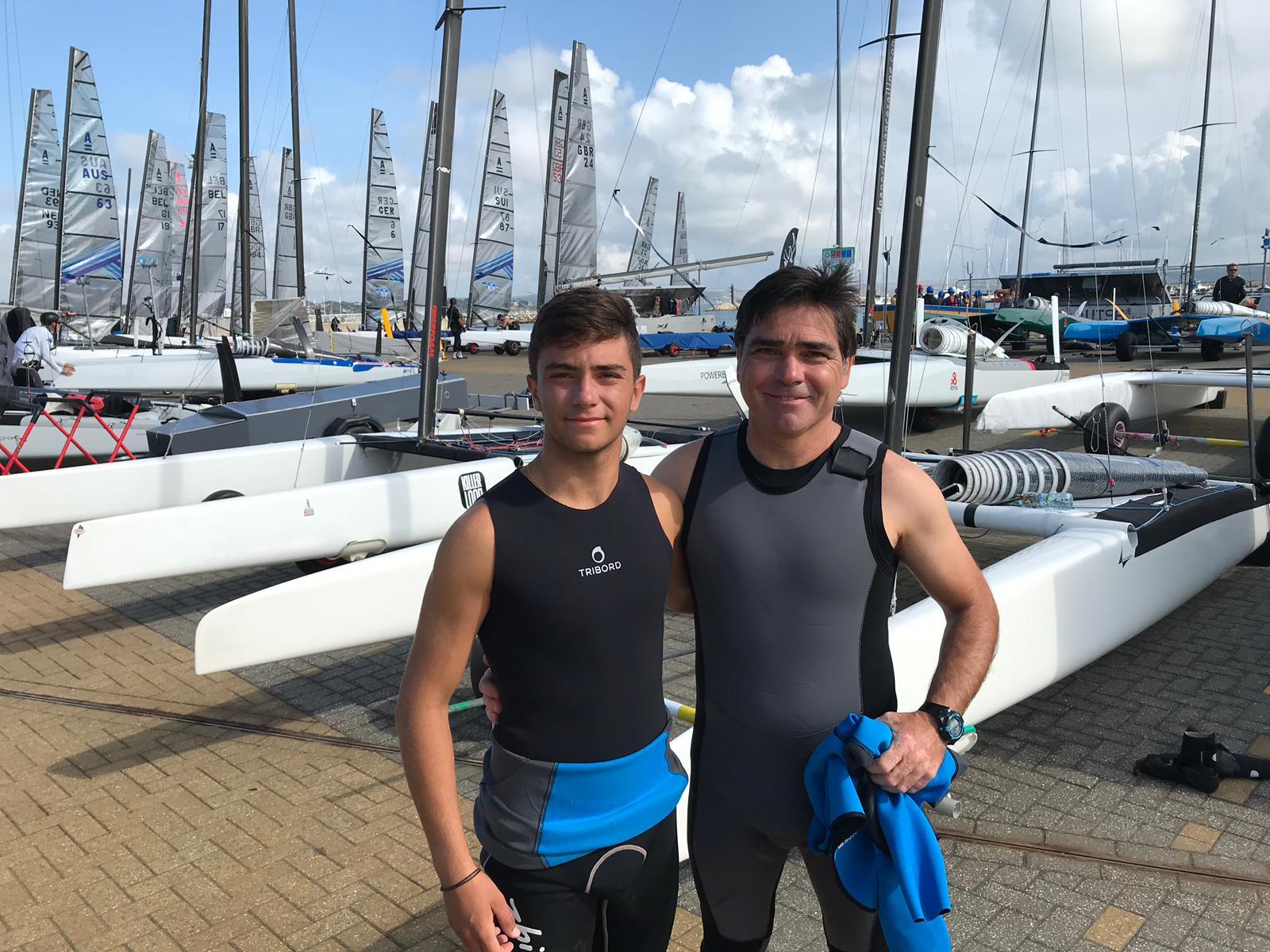 Campeonatos Nacional Y Del Mundo De Catamarán Clase A
