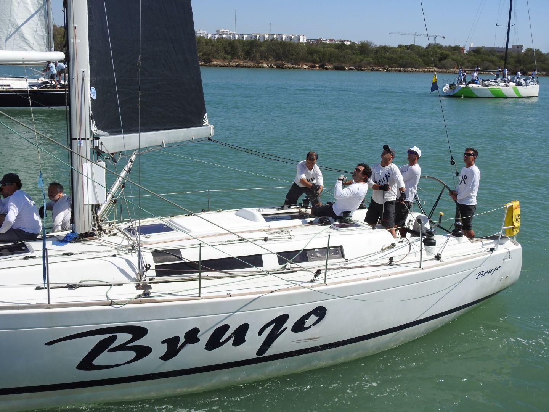 El 'Brujo' Gana La 48ª Semana Náutica De Cruceros.