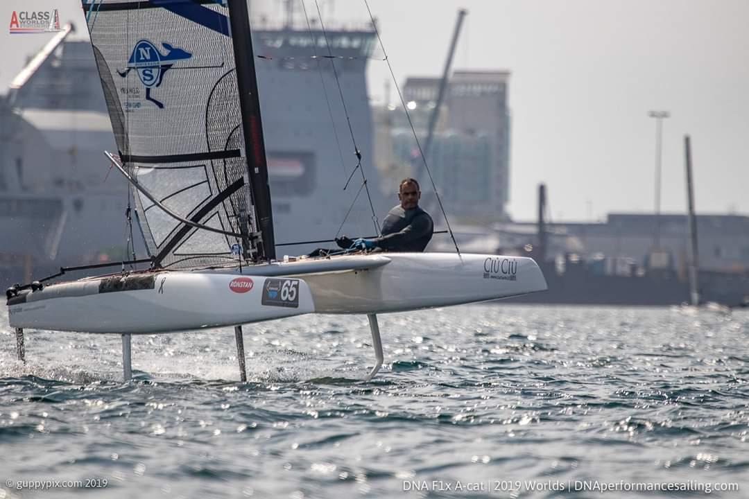 Campeonato Del Mundo De Catamarán Clase A