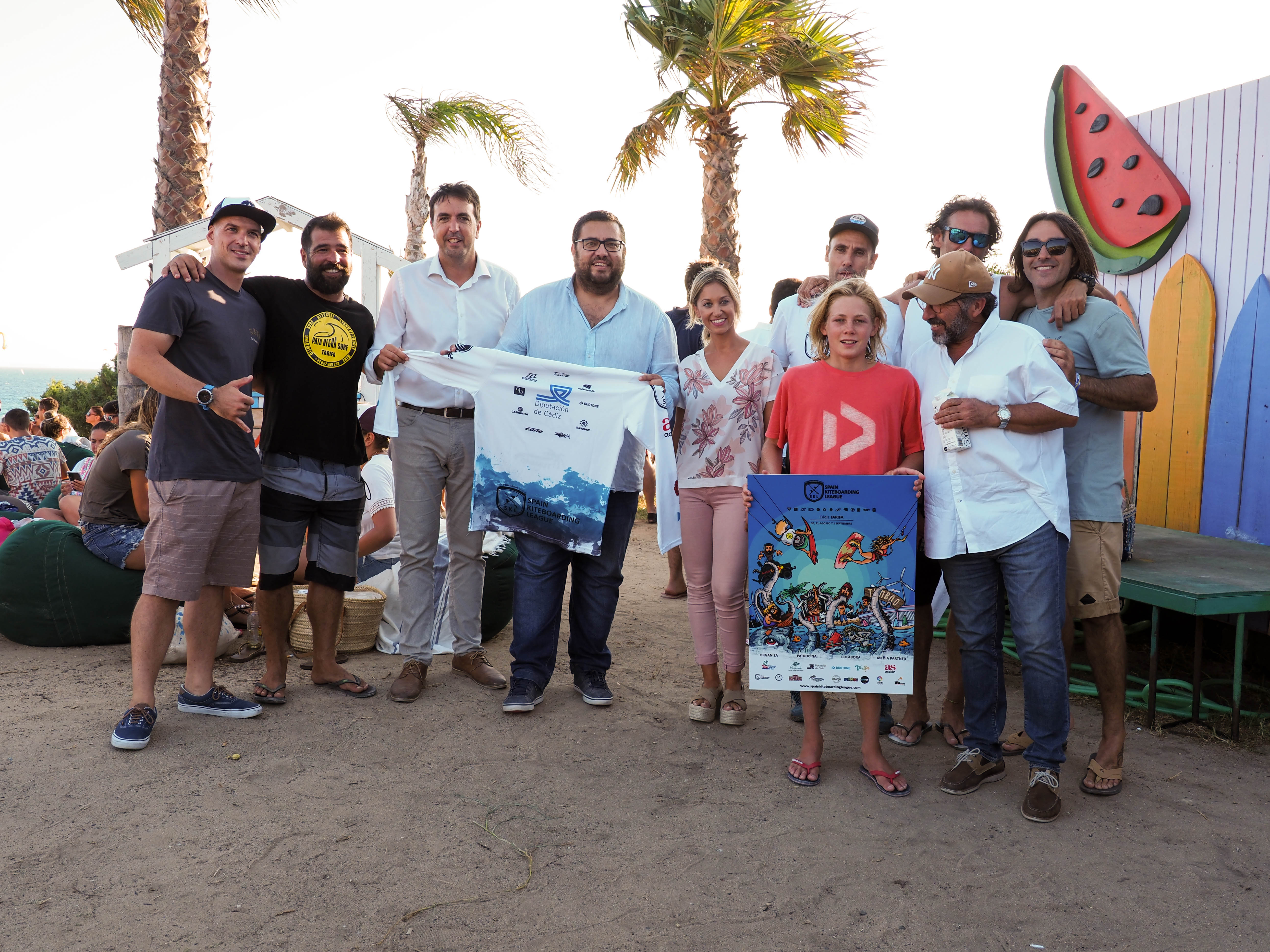 Campeonato De Andalucía De Kiteboarding.