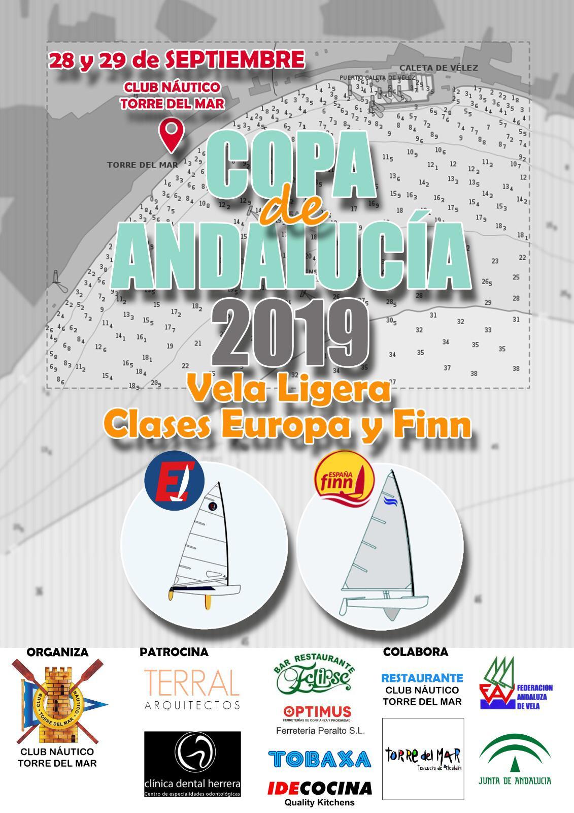 Copas De Andalucía De Europa Y Finn