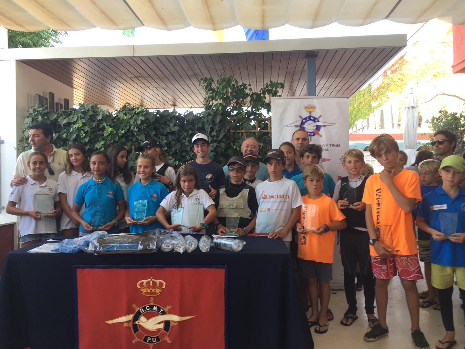 XII Trofeo Concesionario De Optimist