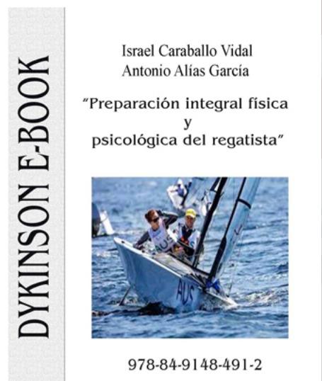 Israel Caraballo Publica 'Preparación Integral Física Y Psicologica Del Regatista'