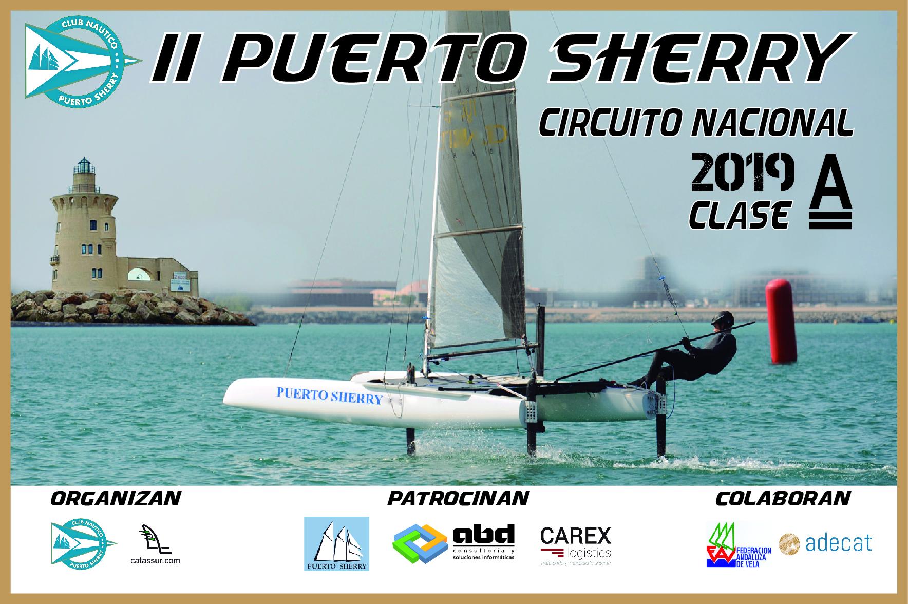 II Trofeo Puerto Sherry De Catamarán Clase A