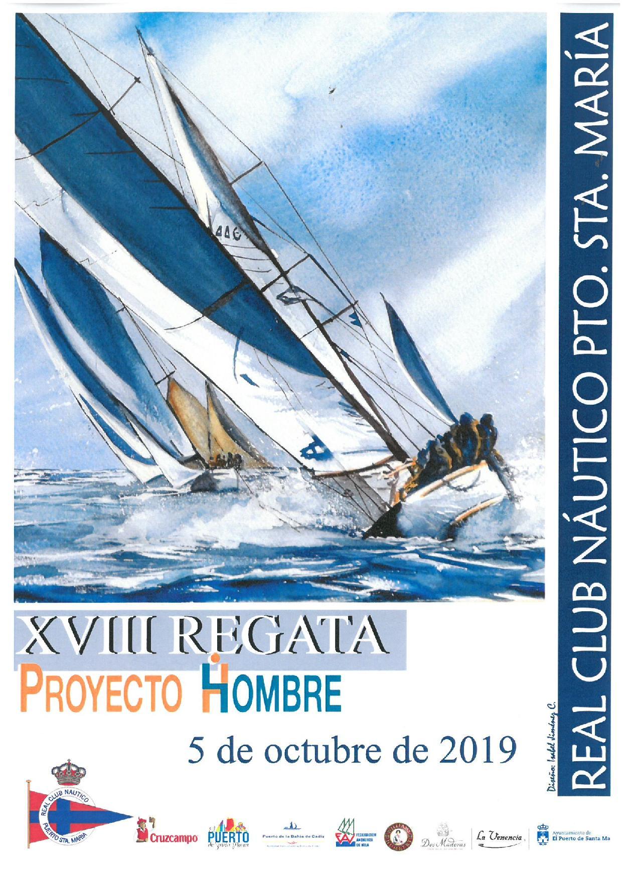 XVIII Regata Proyecto Hombre