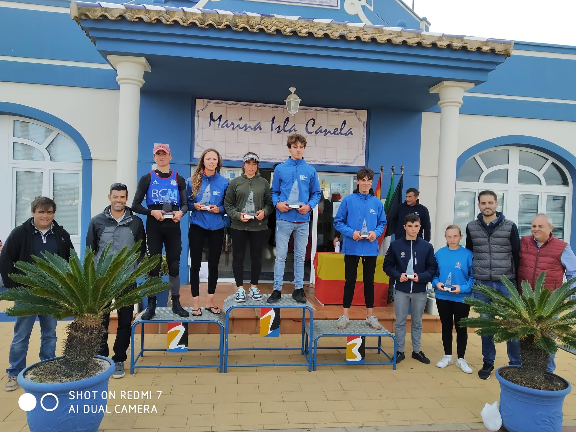 Copas De Andalucía De Láser Radial Y Láser 4.7