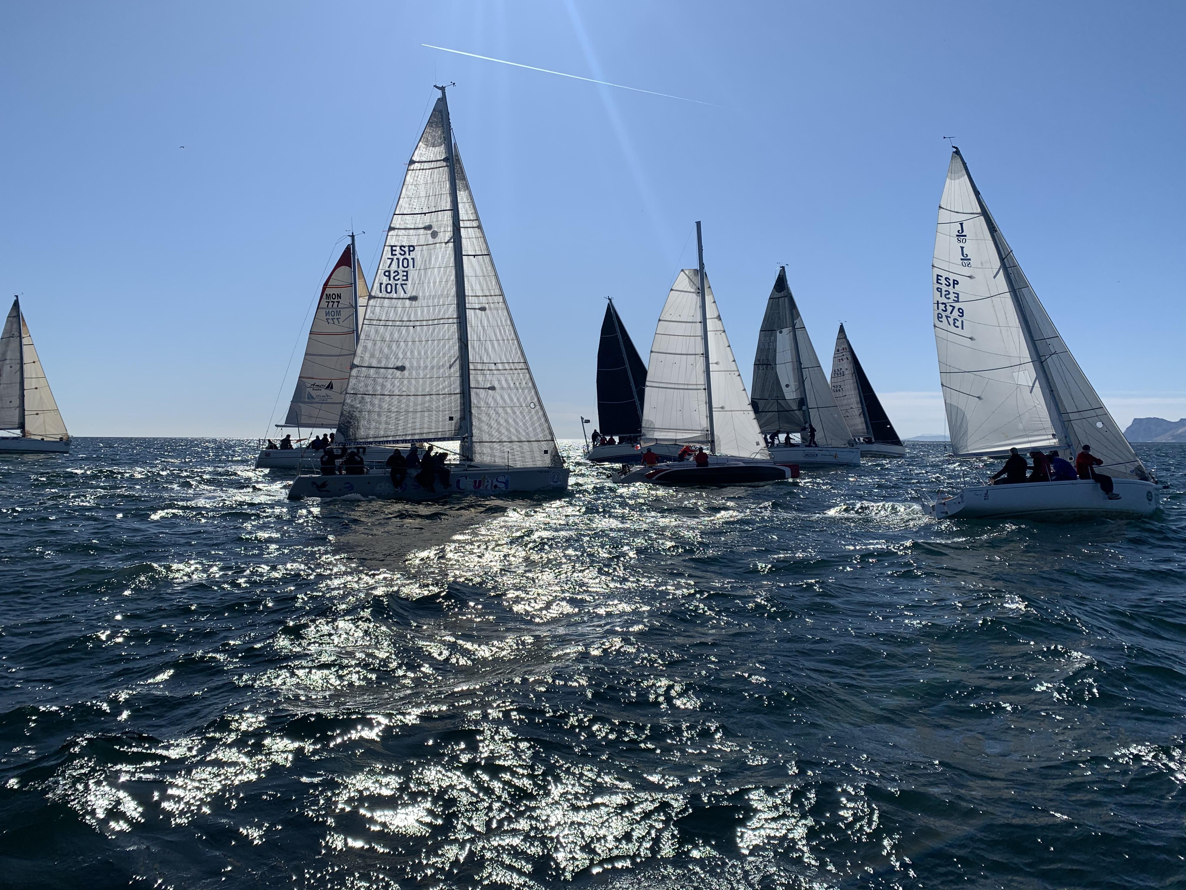 IX Campeonato Interclubes Del Estrecho
