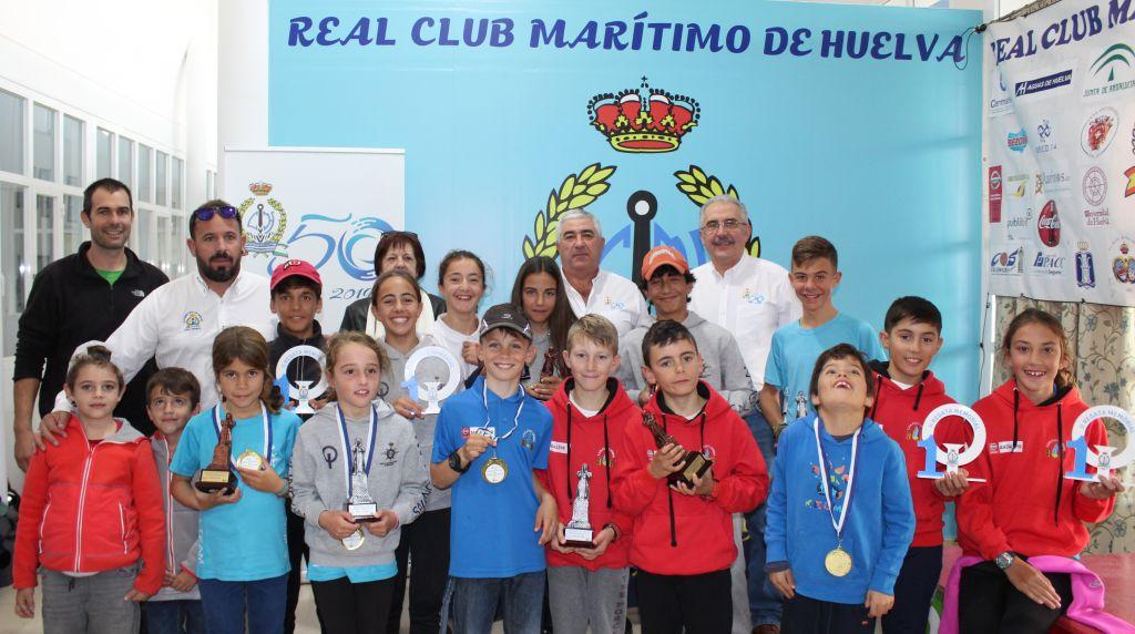 Campeonato Provincial De Optimist De Huelva