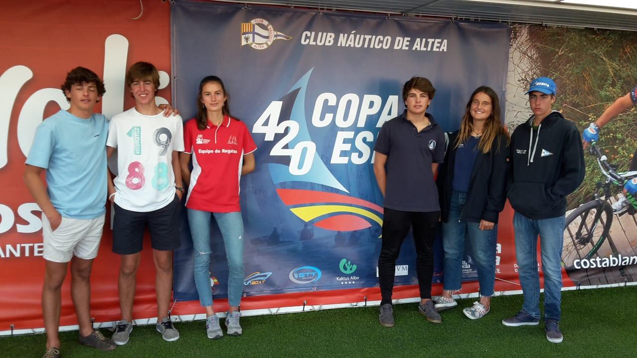 Copa De España De 420