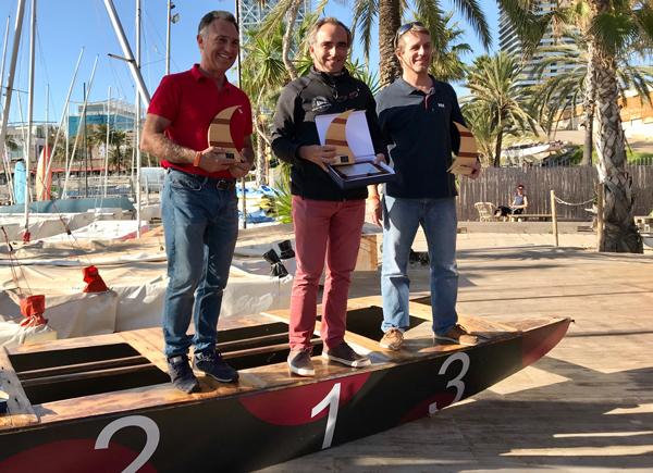 Campeonato De España De Patín A Vela