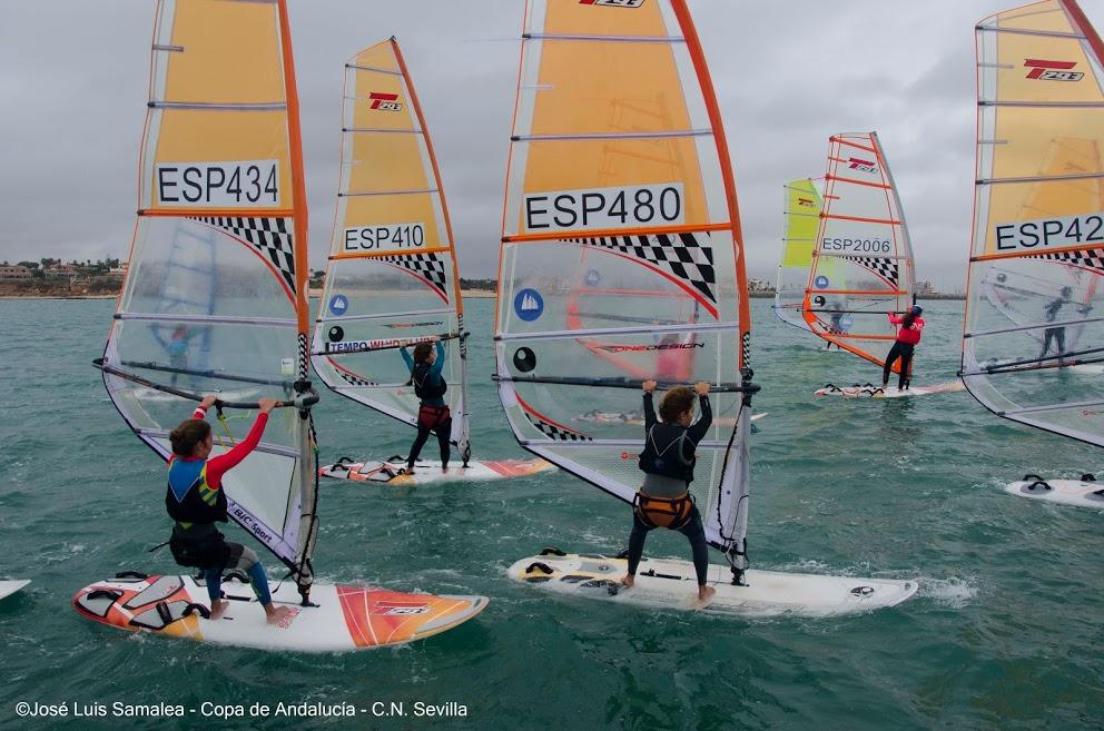 Copa De Andalucía De Windsurf, XXV Trofeo CN Sevilla