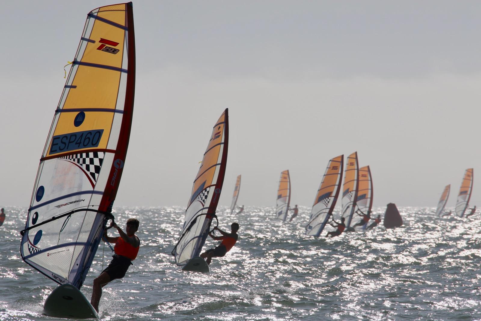 I Liga De Windsurf De Puerto Sherry
