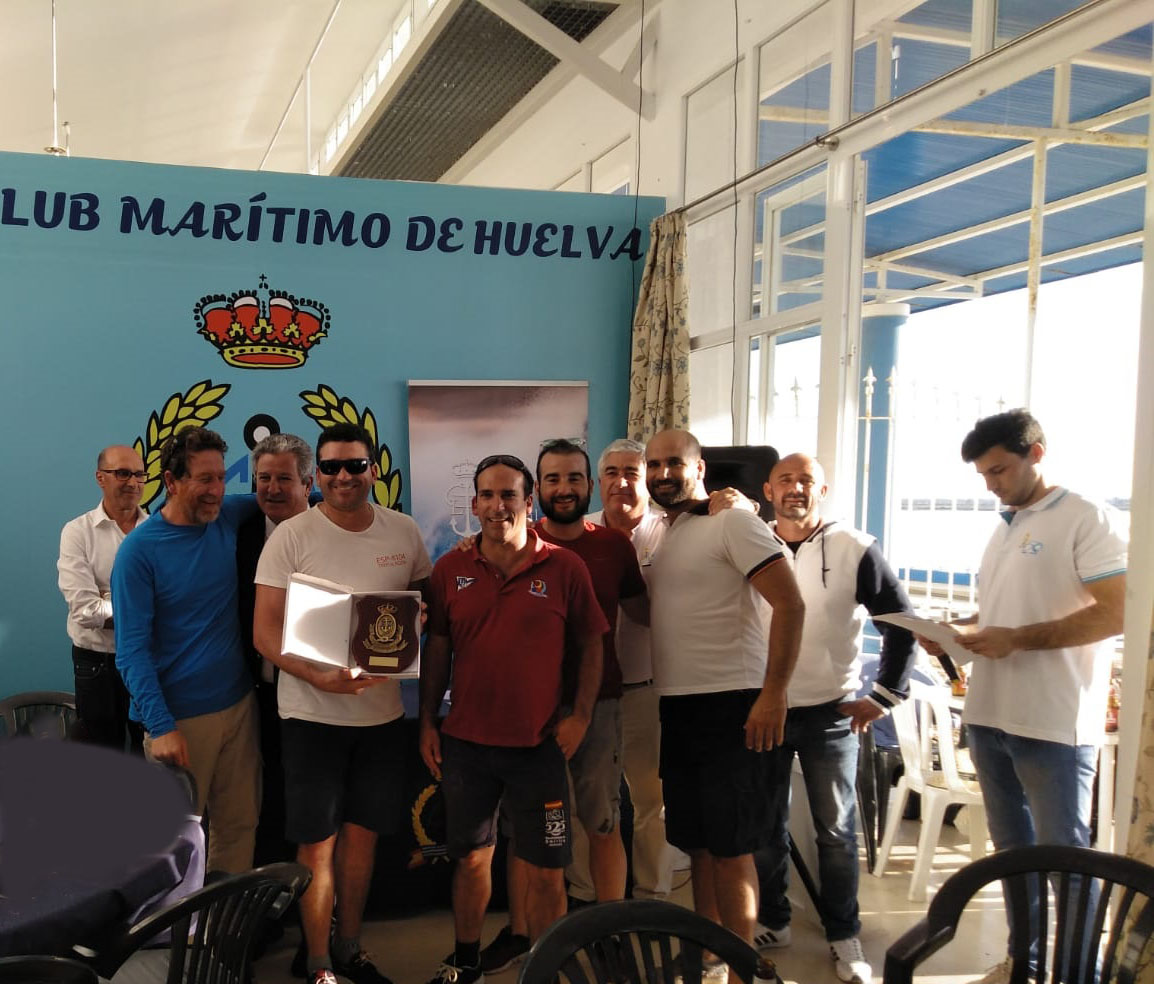 VI Liga Interclubes Bahía De Huelva 2020