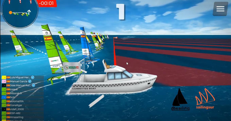 Copa De España ESailing 2020 – Trofeo SailingSur