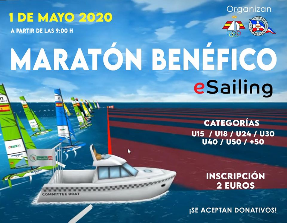 I Maratón Benéfico ESailing