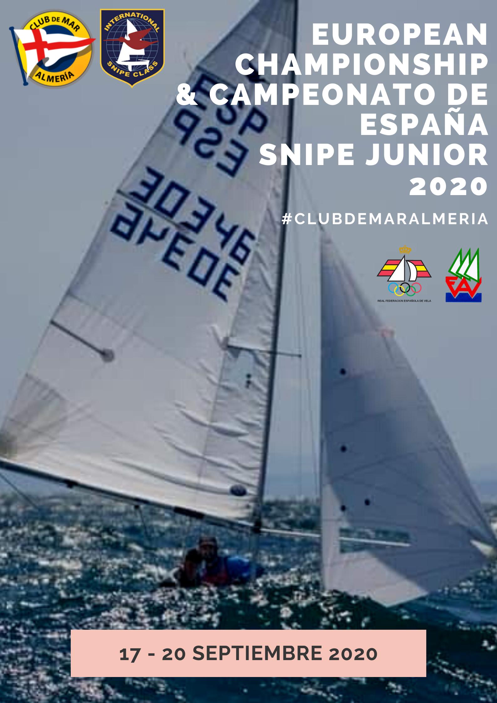 Campeonato De Europa Y De España De Snipe