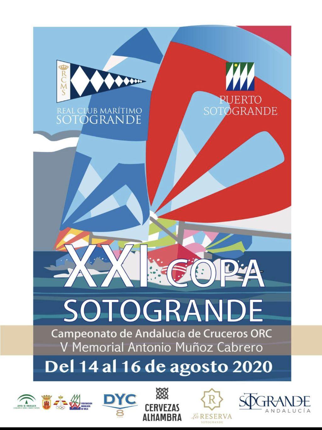 XXI Copa De Sotogrande, VI Memorial Antonio Muñoz Cabrero