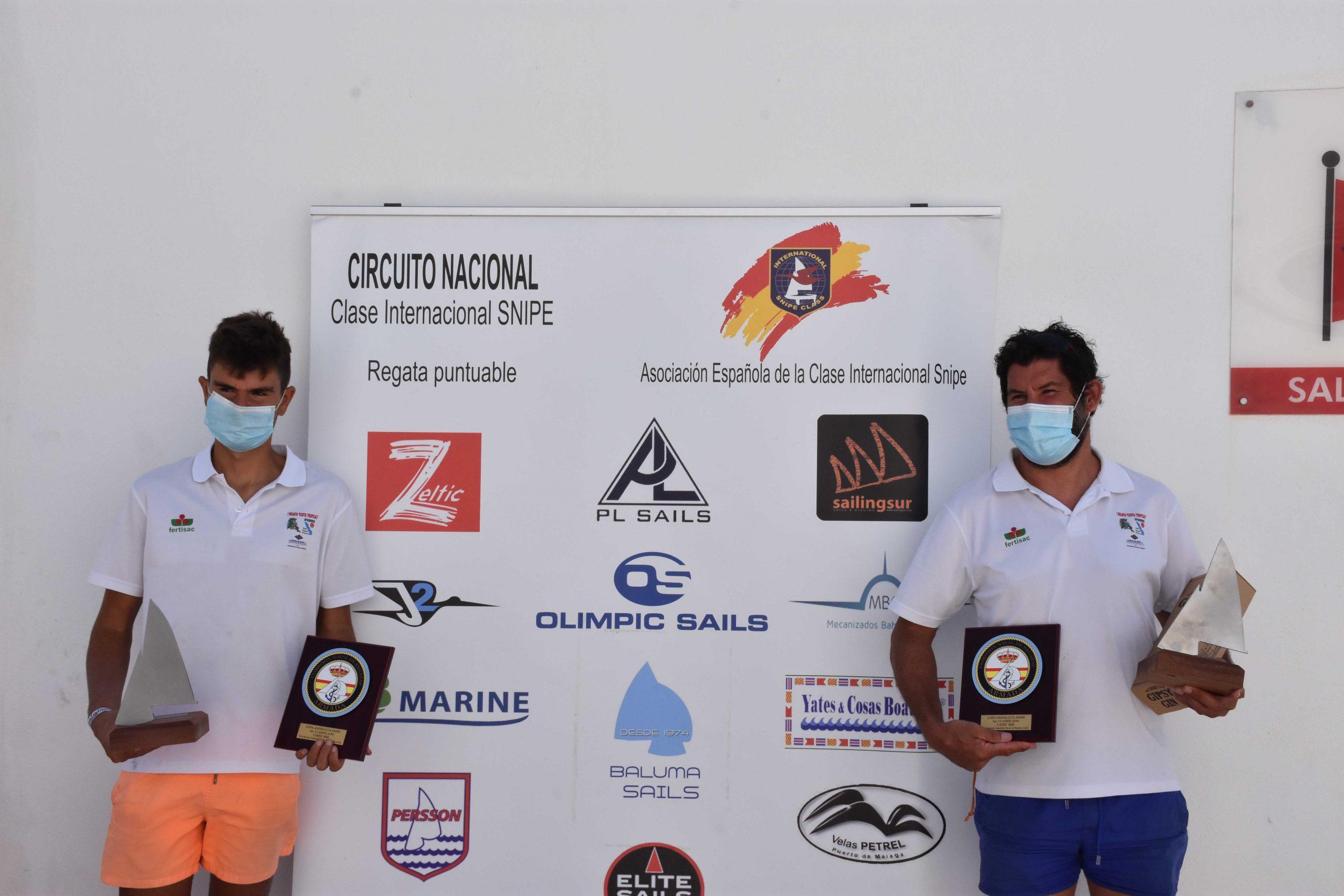 Copa De Andalucía De Snipe, Trofeo Aniversario Flota Snipe De Cádiz