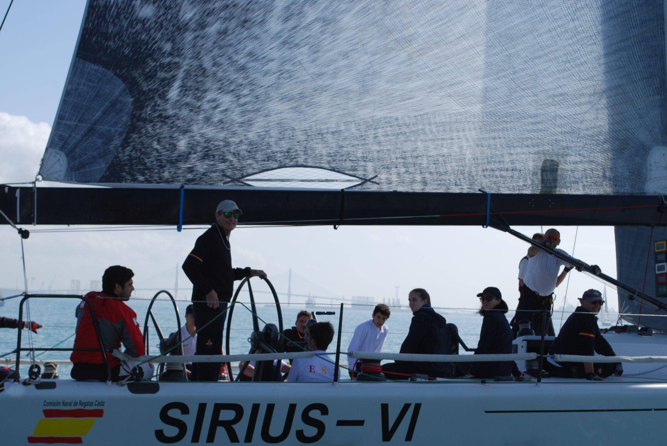 XIV Liga De Cruceros Del CN Puerto Sherry
