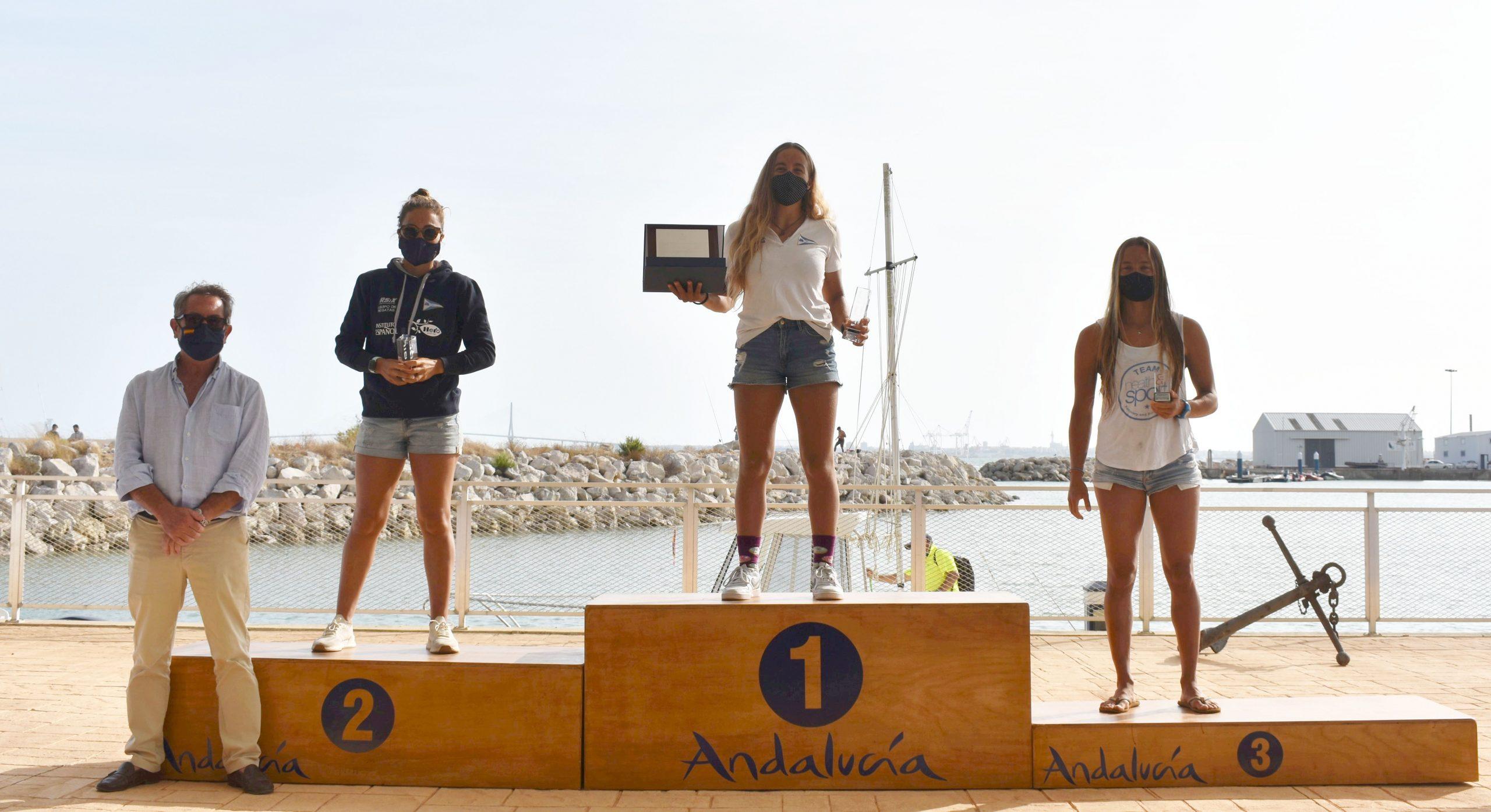 Campeonato De España De Raceboard Y Open Foil
