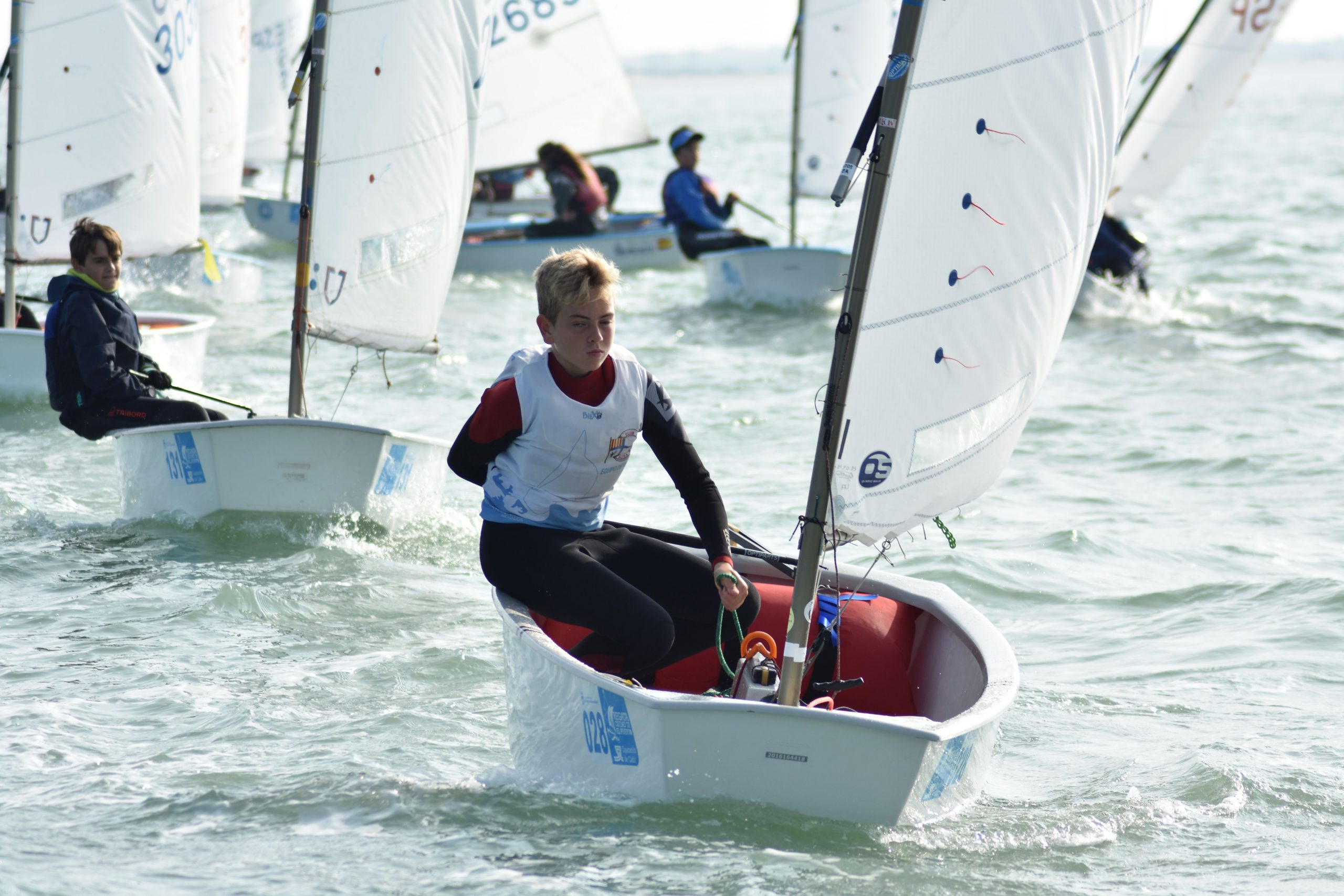 Excellence Cup De Optimist