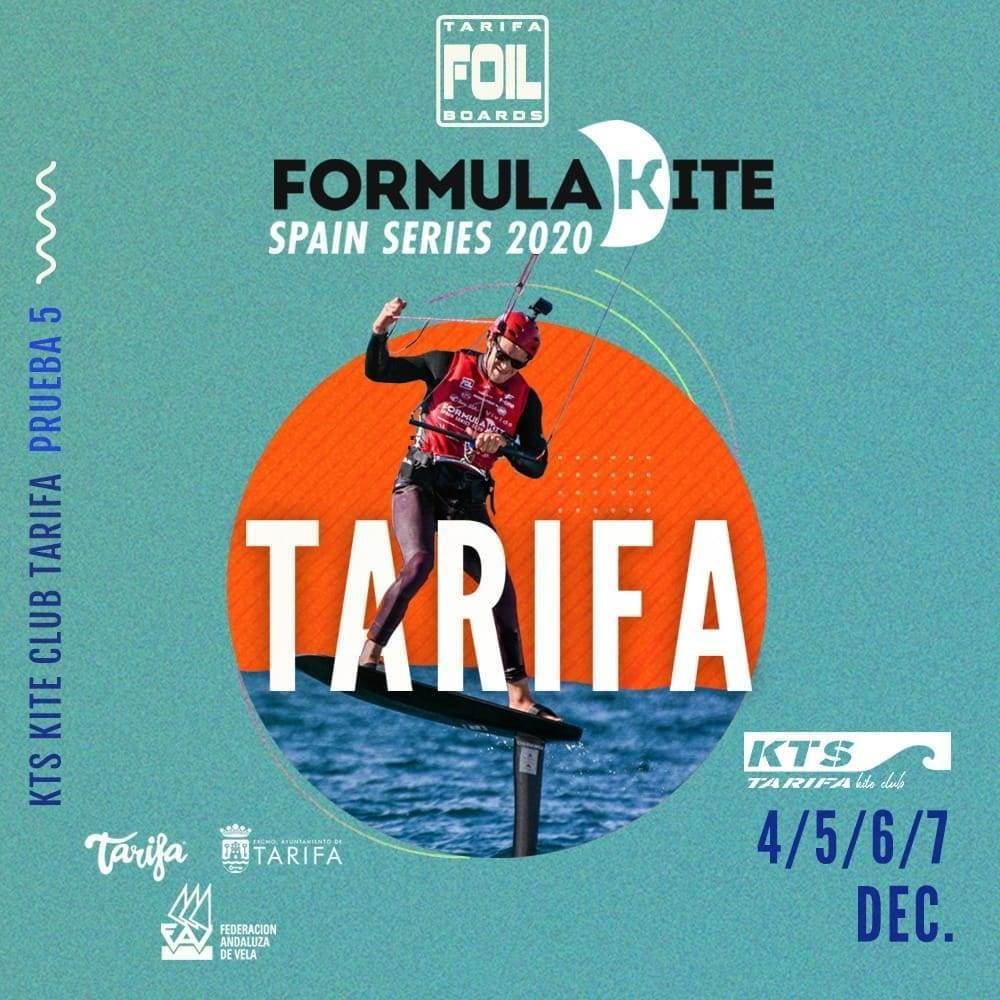 Circuito Fórmula Kite Spain Series 2020