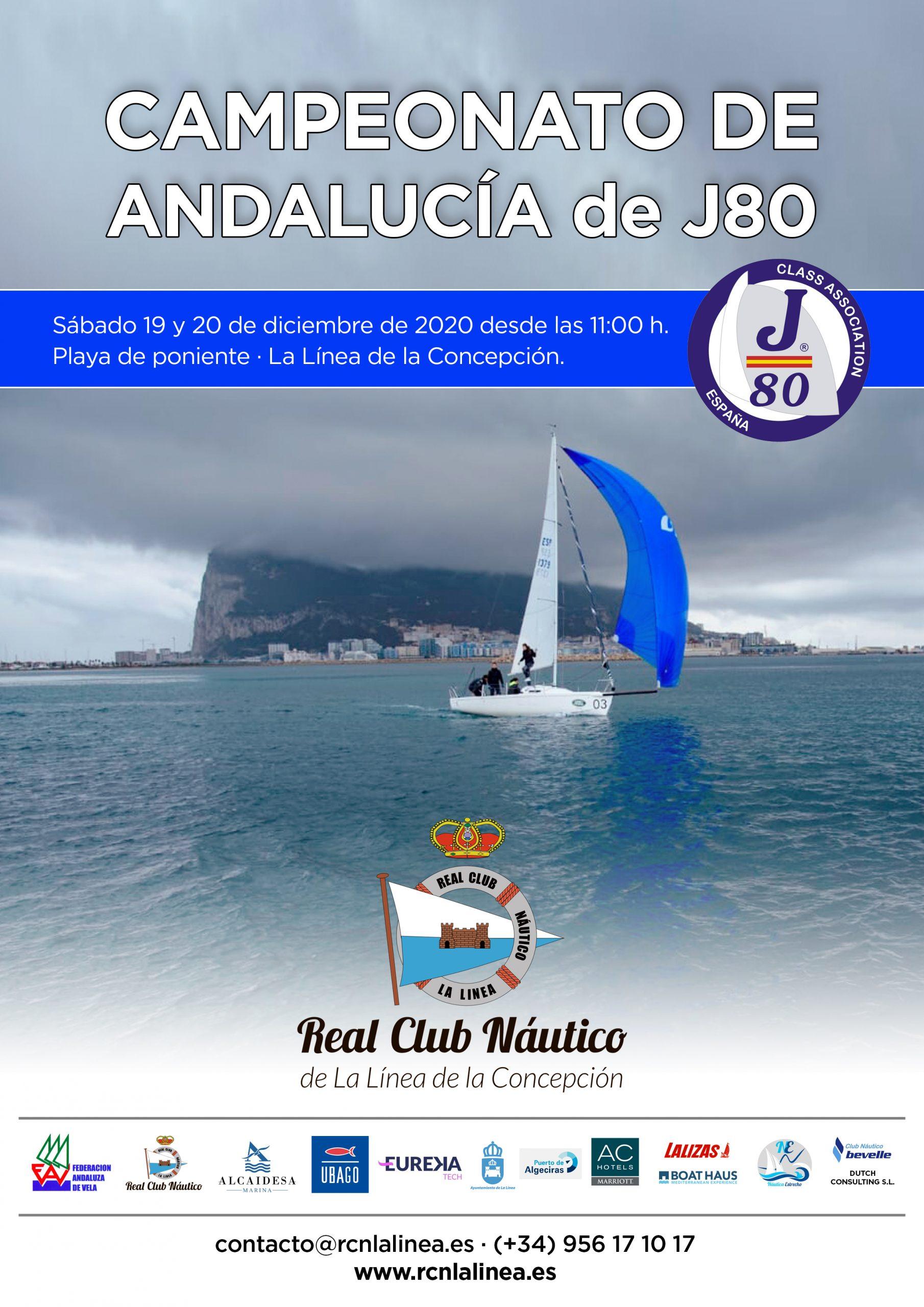 Campeonato De Andalucía De J/80