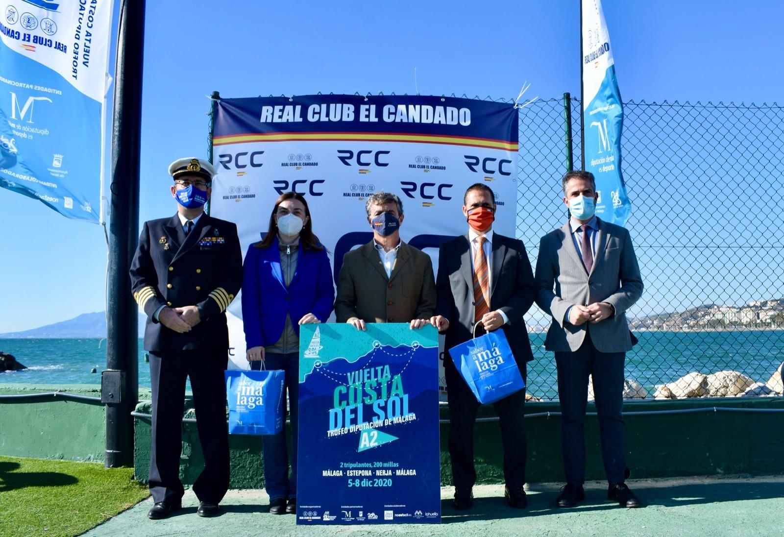 Vuelta Costa Del Sol A2, Trofeo Diputación De Málaga