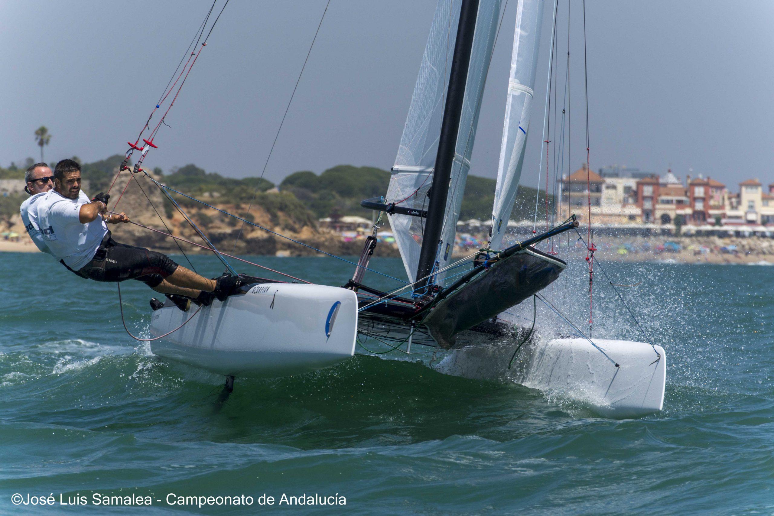 IV Liga De Catamaranes Puerto Sherry