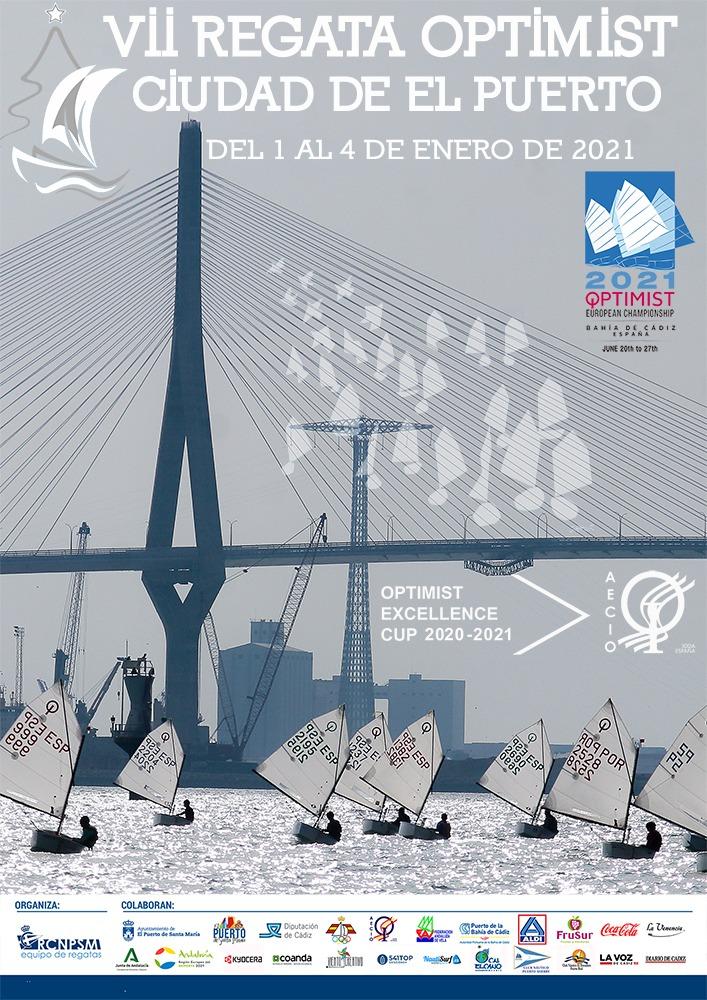 7ª Regata Ciudad Del Puerto, Trofeo Excellence De Optimist