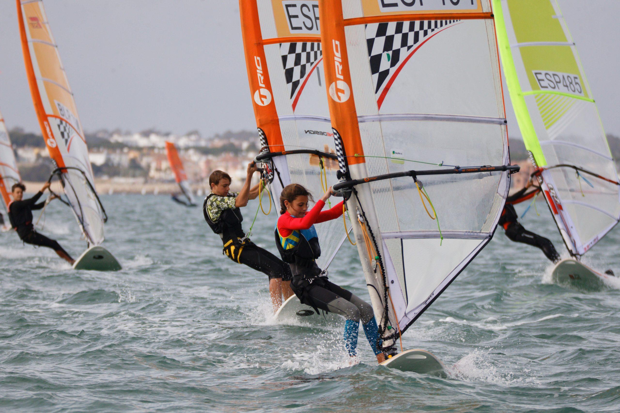 Campeonato De España De Windsurf Juvenil