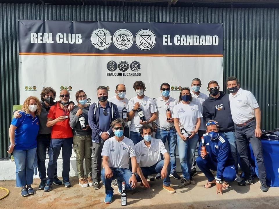 Copa Retro Del RC El Candado