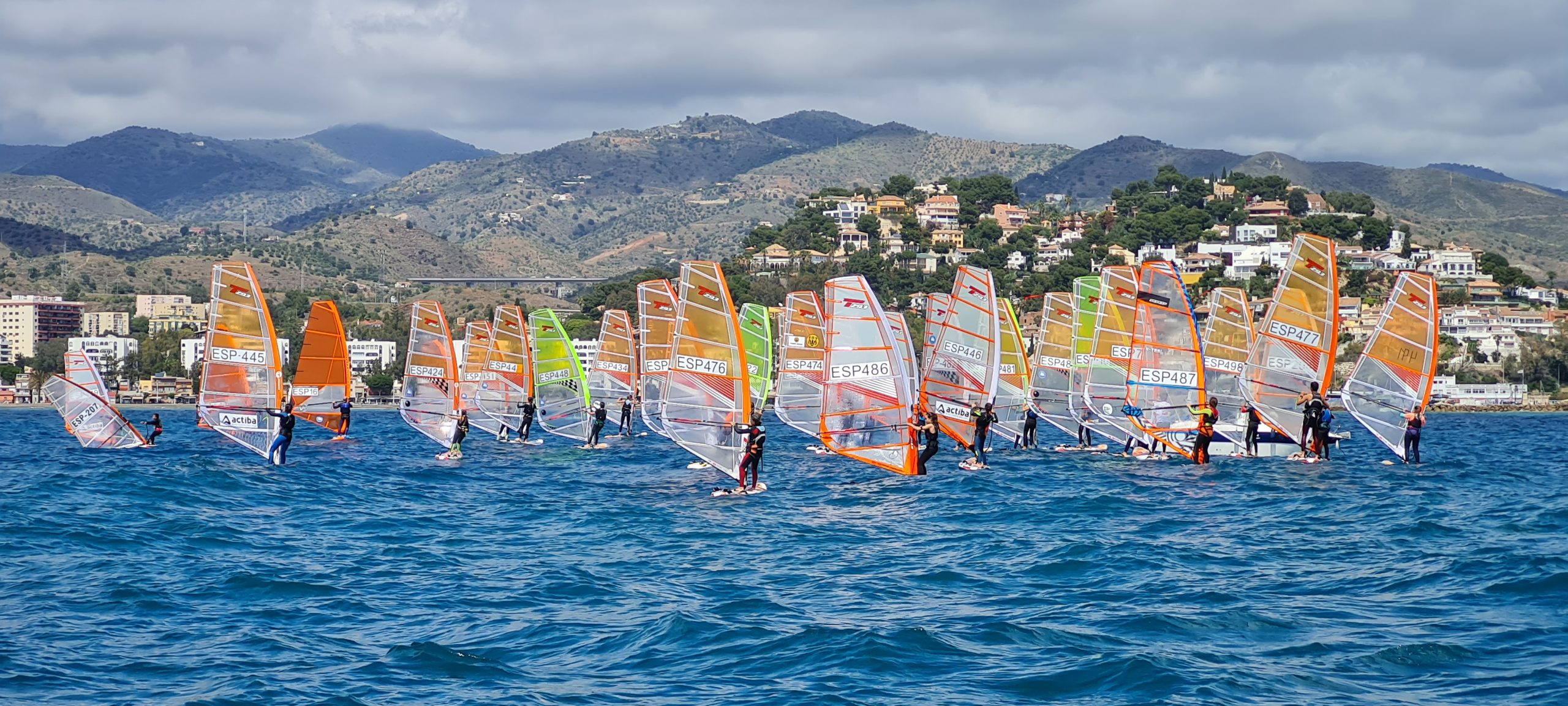 Campeonato De Andalucía De Windsurf