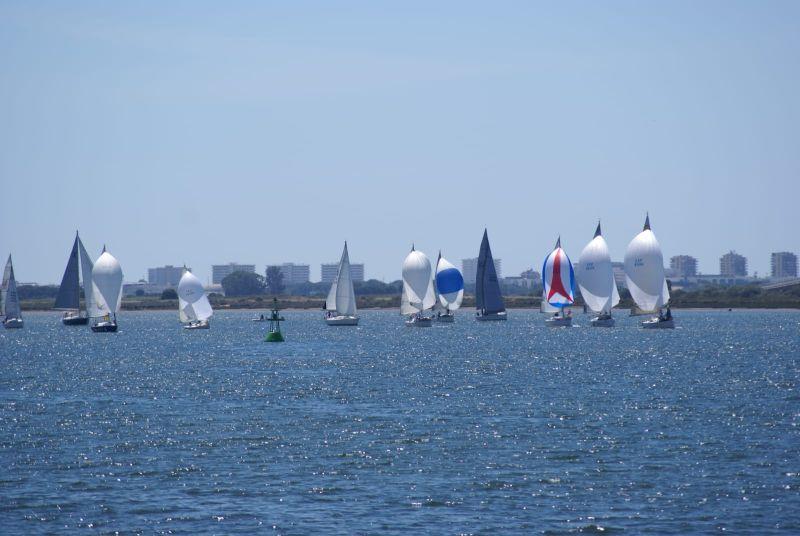Liga De Cruceros Bahía De Huelva