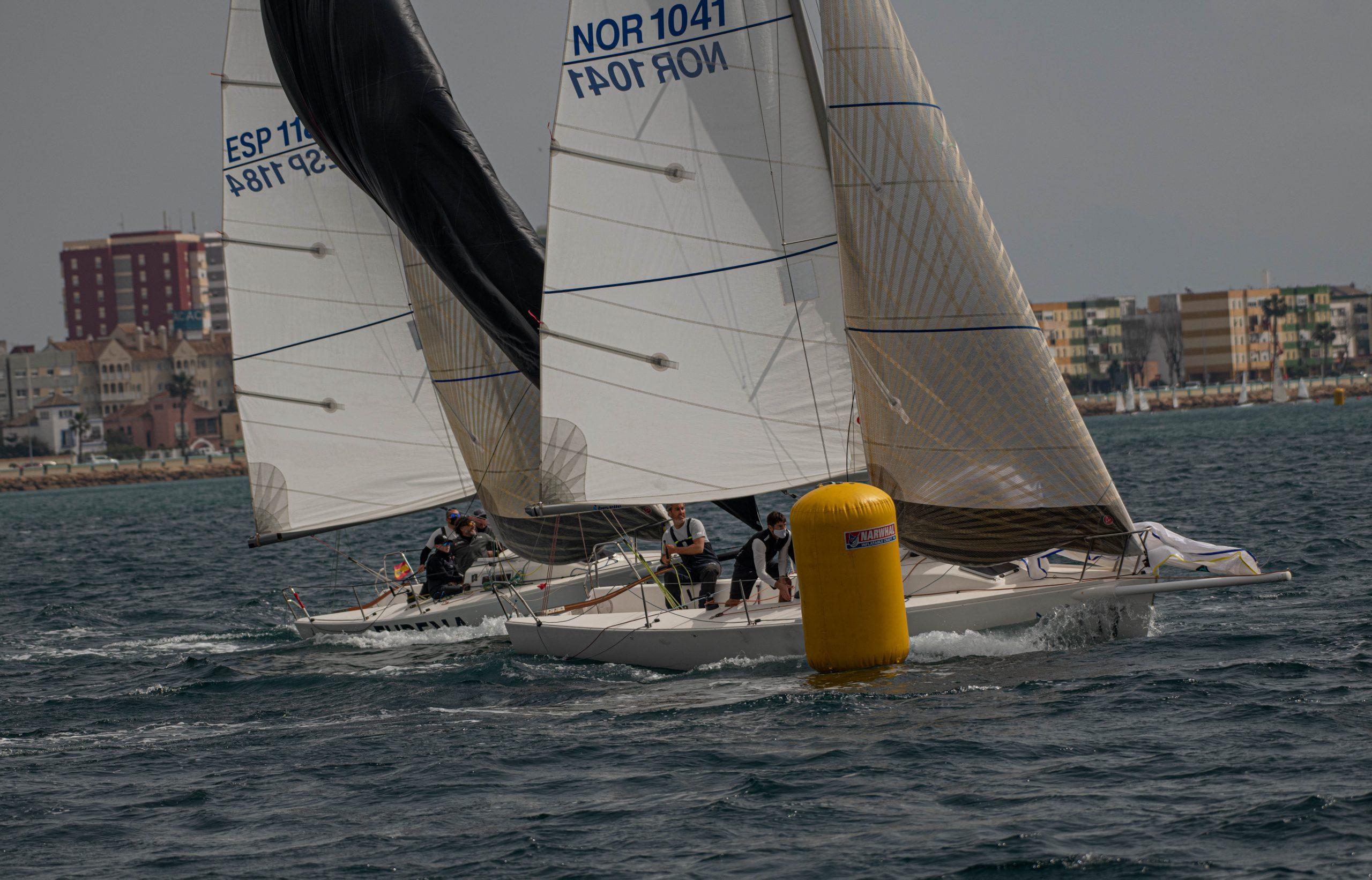 Circuito Alcaidesa Marina De J/80 Winter Series
