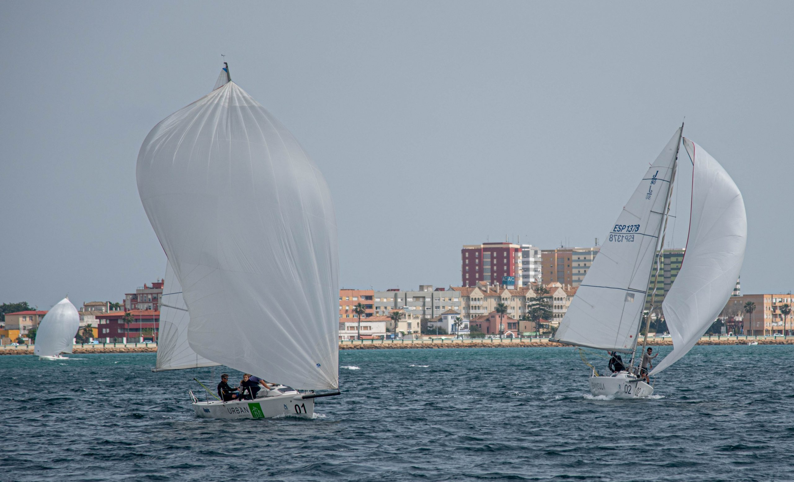 Circuito Alcaidesa Marina J/80 Winter Series